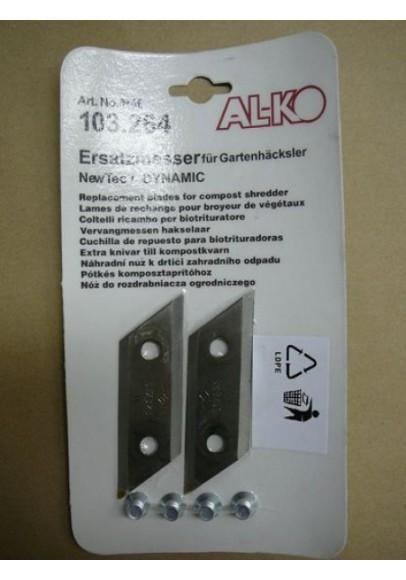 AL-KO Sada nožů pro Power Slider 2500,Tec 2500R