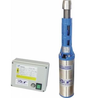 Ponorné tlakové čerpadlo Uniqua Aqua J80-36, kabel 25m