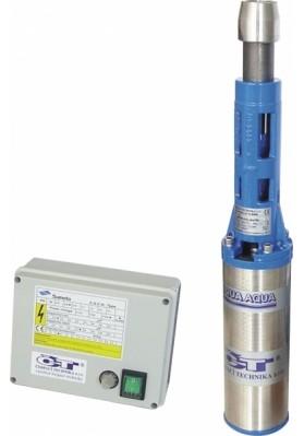 Uniqua Aqua J80-36, kabel 25m
