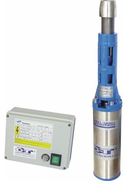 Ponorné tlakové čerpadlo Uniqua Aqua J80-36, kabel 35m