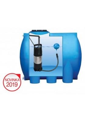 Aquacup Rain system H-EC 1000