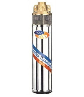 Ponorné tlakové čerpadlo AQUACUP Sigi 40/60 M, kabel 20m